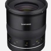 nieuwe Samyang XP 50mm F1,2 voor foto en video © samyang, canon, fullframe