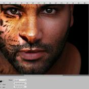 Geef je model bodypaint zonder verf in Photoshop © IDG NL