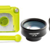 Lensbaby Creative Mobile Kit: Meer mobiele fun © camera, lensbaby, iphone, android