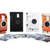 Nieuw: Lomo'Instant © lomography, lomo, instantcamera, creatief, lomo'instant