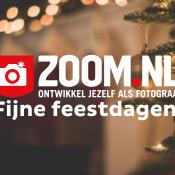 Fijne feestdagen en een gelukkig nieuwjaar van de Zoom.nl redactie! © IDG NL