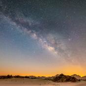 Hoe fotografeer je de Melkweg in de zomer? © Melkweg, tenerife, nachtfotografie