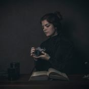 Nikon portretworkshop: Loes Gorseling © Nikon, portret, Loes