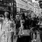 5 belangrijke tips voor straatfotografie © straat, bellen, blij