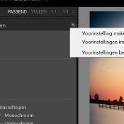 Lightroom presets omzetten naar alle formaten zoals xmp en lrtemplate  © expdng, lightroom, xmp