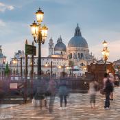Vijf tips voor betere vakantiefoto's © venetie, vervagen, toeristen, drukte, sluitertijd