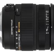Sigma 17-70 mm met beeldstabilisatie