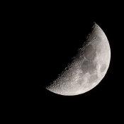 Hoe fotografeer je de maan? © artikel, fotograferen, maan