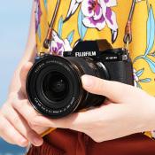 De nieuwe Fujifilm X-S10 is een splinternieuw tussenmodel © Fujifilm, systeemcamera, Fuji, Fujifilm x-s10