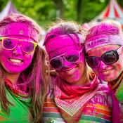 Kleurenfeest © Color Run 2