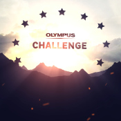 Nieuwe aflevering van de Olympus challenge staat live!