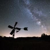 Komende nacht kans om 130 vallende sterren per uur te fotograferen | Tips voor de grootste kans © RESHIFT
