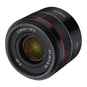Review: Samyang AF 45mm f/1.8