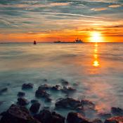 Fotodokter: Zonsondergang © zonsondergang, zonsopgang, fotodokter