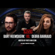 Win een Canon 6D Mark II tijdens het Canon Facebook LIVE-event - Debra Barraud vs Bart Heemskerk © ad, canon, event