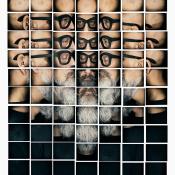In de Stijl van Ronald Koster - Mozaïek-portretten! © rubriek, destijlvan, ronald