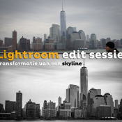 Transformatie van een Skyline | Lightroom edit sessie © thumbnail, edit, sessie, lightroom