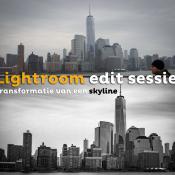 Transformatie van een Skyline | Lightroom edit sessie © thumbnail, edit, sessie, lightroom