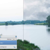 Lucht vervangen: met Lightroom en Photoshop © blog, lightroom, photoshop