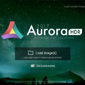 Aurora HDR 2017 - Update of Nieuw programma? © startscherm, aurora, hdr, 2017, mac