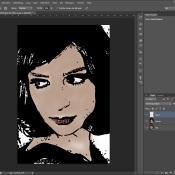 Quickstart: Cartoon in Photoshop © quickstart, cartoon, photoshop