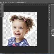 Photoshop: Achtergrond weg © quickstart, achtergrond, photoshop