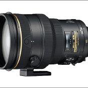 Nikon 200 mm f/2