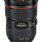 Review: Canon EF 24-70mm F 2,8L II USM © Canon, Standaardzoom, 24-70mm