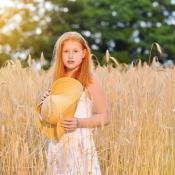 Portretfotografie op locatie voor beginners © portret, daglicht, buitenlucht