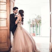 Beginnen met trouwfotografie: contact met het bruidspaar © bruid, wedding, shoot