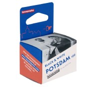 New German Cinema - Lomography Potsdam zwartwit
