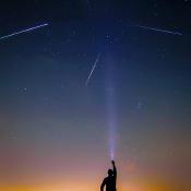 Hoe maak je een sterrenselfie? © Nachtfotografie, sterrenregen, blog, Perseïden, startrail