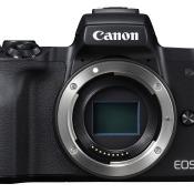Canon presenteert Canon EOS M50 : 4K en een nieuwe processor