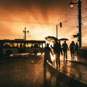 Dit is de winnaar van de Panasonic fotowedstrijd 'straatfotografie'! © winnaar, panasonic, straat