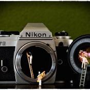 Apparatuur spik en span!  © camera onderhoud