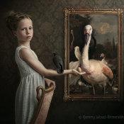 Vijf tips om je eigen fotostudio te beginnen © studio, portret, vogels, kind
