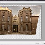 Lenscorrectie in Photoshop Elements © IDG NL