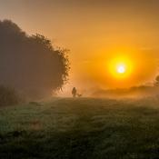 Waarom je op je vrije dag de wekker moet zetten om te gaan fotografen © ochtendwandeling, vroeg, zonlicht