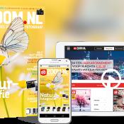 Het nieuwe Zoom.nl magazine van april 2018  © zoom, magazine, april, 2018