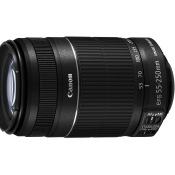 Review: Canon EF-S 55-250 mm