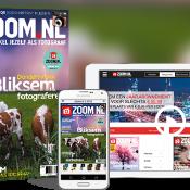 Het nieuwe Zoom.nl magazine van september 2018 is er! © zoom, magazine, zoom