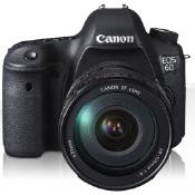 Cameratypes: Canon cameralijn © canon, cameralijnen, 6D
