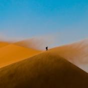 6 tips voor fotograferen in het zand © woestijn, duinen, zand