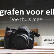 Doe mee met Fotografen voor Elkaar - LIVE! | Schrijf je nu in!