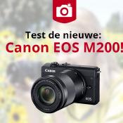 Tester gezocht! Smartphone aan de kant, aan de slag met de Canon EOS M200 © canon, gebruikersreview, review, test, eos m200