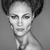 Imponeren in zwart-wit voor beginners © portret, zwart, wit, vrouw