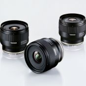 Tamron 20mm, 24mm en 35mm F/2.8 - Drie eenheid
