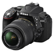 Nikon D5300 © Nikon D5300, spiegelreflex, WiFi, GPS