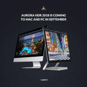 Voor Mac én Windows - Macphun Aurora HDR 2018 © aurora, 1,2