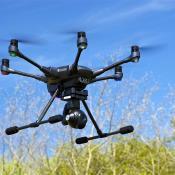 5 tips voor de beginnende dronefotograaf © drone, yuneec, typhoon